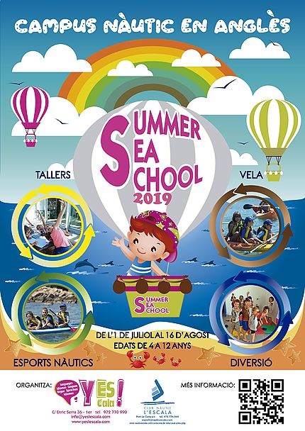 SUMMER SEA SCHOOL 2019