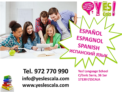INTENSIVE SPANISH CLASSES FOR ALL AGES