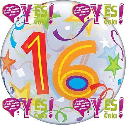 WE'RE ALREADY 16 THIS YEAR!